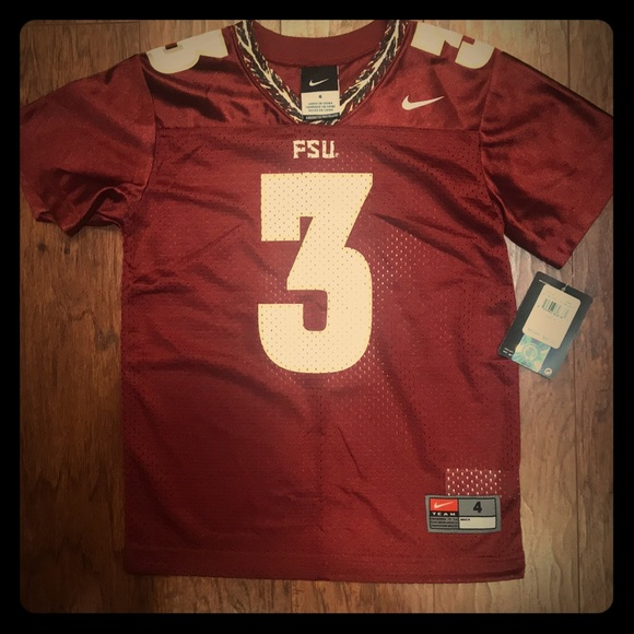 pretty nice 7b7ee 0089d New! Nike FSU Jersey - Florida State Seminoles NWT